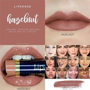 SeneGence LipSense Hazelnut Lip Color Lipstick